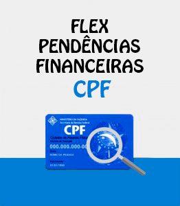 Flex Pendências Financeiras