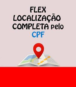 Flex Localizacao Completa pelo CPF