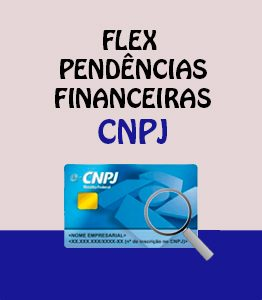 Flex Pendencias CNPJ