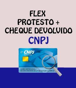 Flex Protesto CCF CNPJ