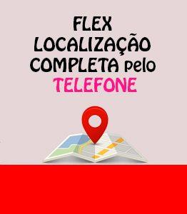 Flex Localizacao telefone